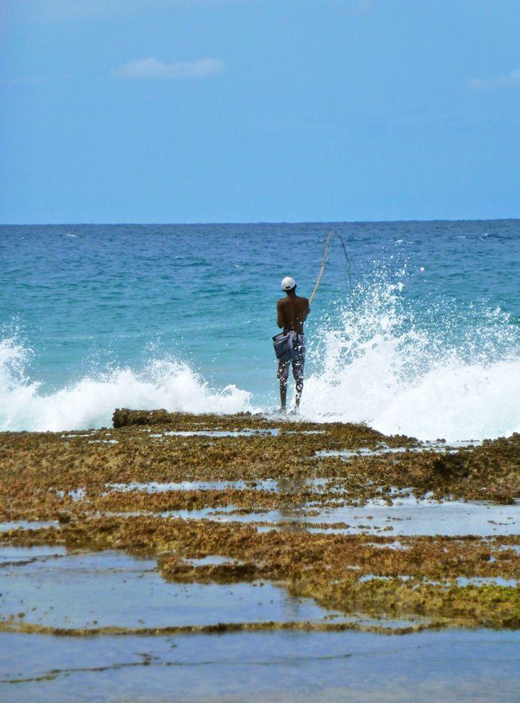 fisherman ponta do ouro beach mozambique