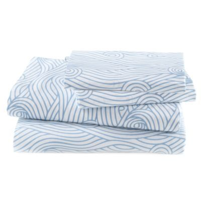 Catch the Waves Sheet Set    The Land of Nod