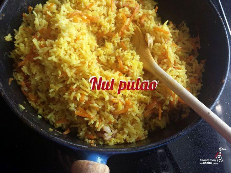 Arroz pulao, una receta india que te enseña a respetar la cocina de verdad. Pocos ingredientes y modestos resultan en un plato memorable, ¡Querrás repetir!