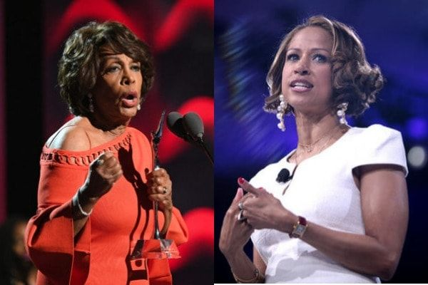 Twitter Users Eviscerate Stacey Dash After Calling Congresswoman 'Auntie Maxine' Waters a 'Buffoon'
