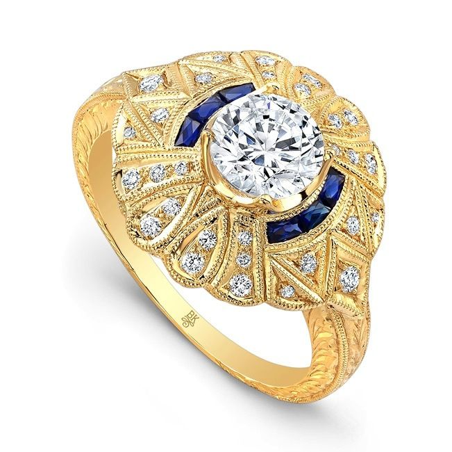 Beverley K, Engagement Rings, Houston, Precious Stones, Rings