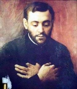 Sts. Isaac Jogues and Rene GoupilFr. Jogues encouraged the captives to forgive their captors and offer their sufferings to God on their behalf. Jogues and his assistant, Rene Goupil, besides being beaten to the ground and assailed several times with knotted sticks and fists, had their hair, beards and nails torn off and their forefingers bitten through.