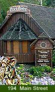 Clock shop, Montville Qld