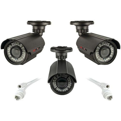 Spyclops Uni-mount Varifocal Poe Ip Bullet Camera