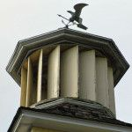 vertical wind generator cupola