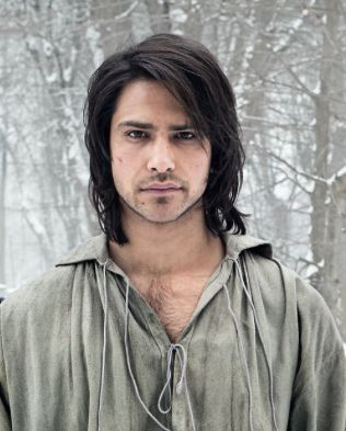 """Luke Pasquelino. Currently playing d'Artagnan in BBC's """"The Musketeers"""". Tall, dark, and handsome. Born in Cambridgeshire, both of his parents are Italian."""