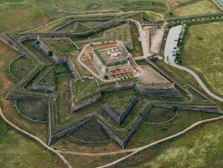 Forte de Elvas - Portugal