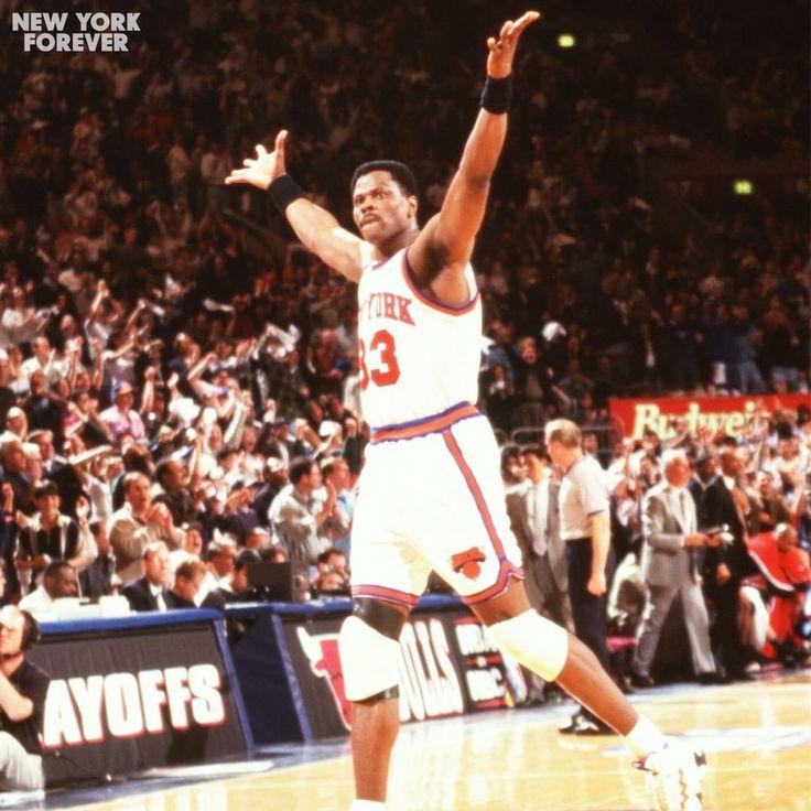 New York Knicks Pat shooting threes were rare … but he