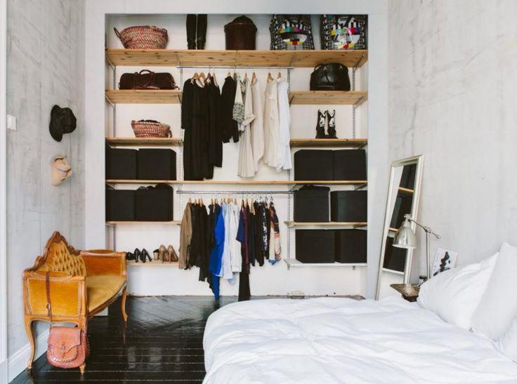 Aldrig mere tøjkrise: Indret det perfekte garderobeskab