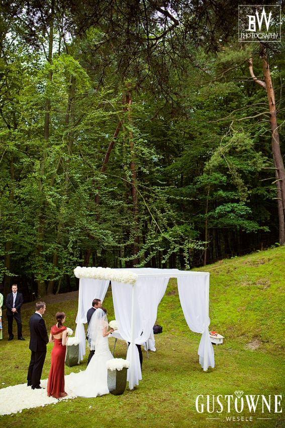 """Powiedz tak na leśnej polanie! / Say """"I do"""" in the forest clearing"""