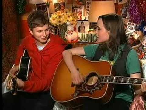 JUNO: Michael and Ellen Sing About Jason Reitman - YouTube