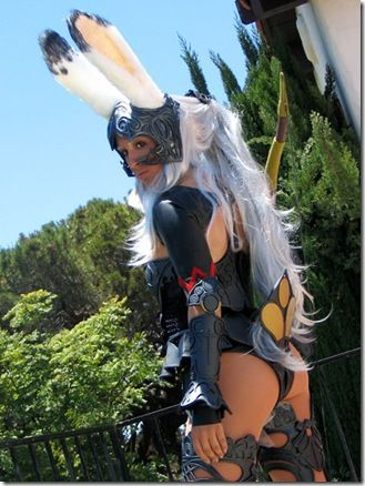 Fran from Final Fantasy