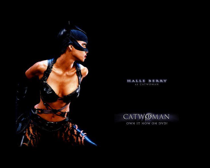Catwoman, 2004, Halle Berry, Benjamin Bratt, Sharon Stone