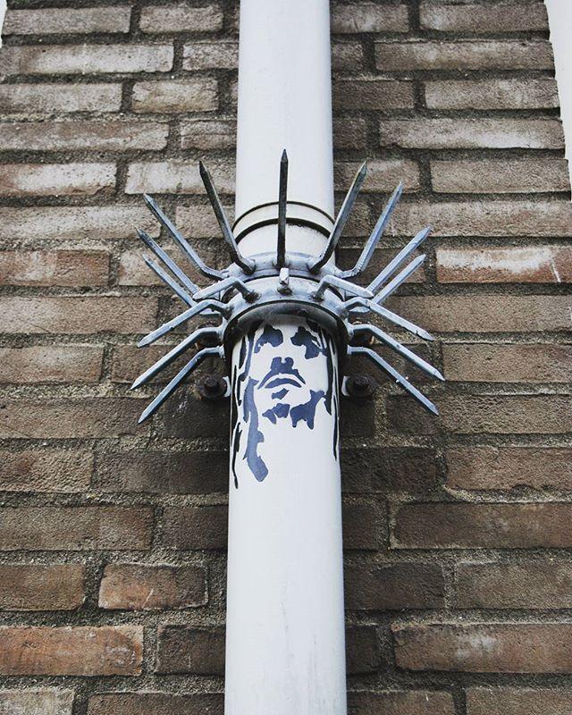 #rotterdam #streetart unknown artist, photo by viloukee