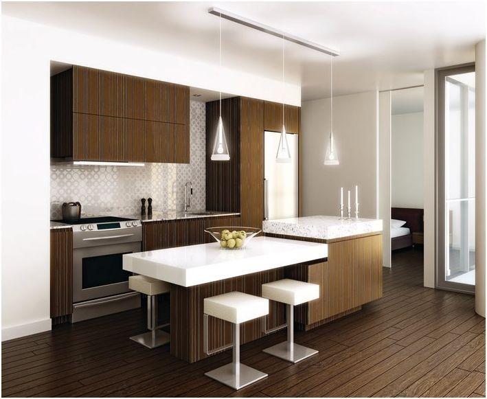 X2 Condos Suite Kitchen