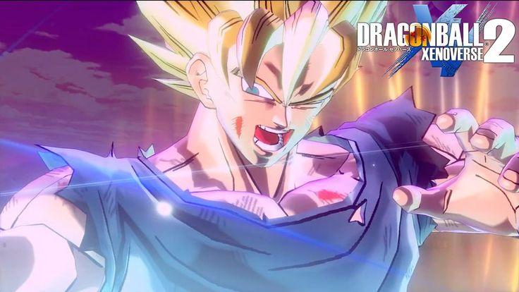 Ya sabréis del lanzamiento del videojuego Dragon Ball Xenoverse 2, esta nueva versión del mítico videojuego que traslada una de las mejores series animadas