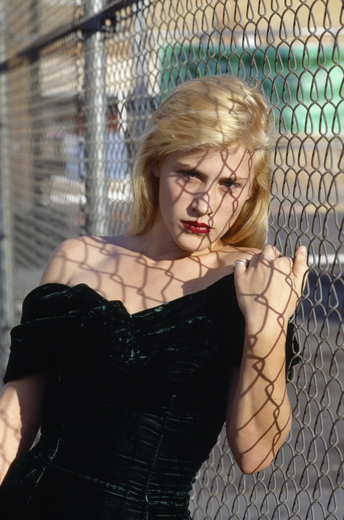 American actress Patricia Arquette, 1989, Los Angeles, California, USA © Albane Navizet/Kipa/Corbis