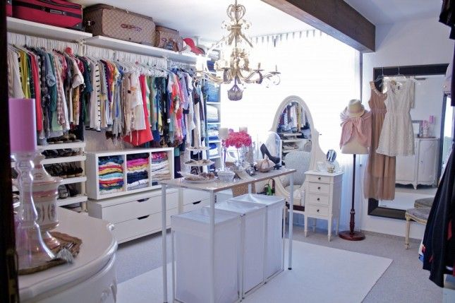 Before + After: Brits Closet Transformation via Brit + Co
