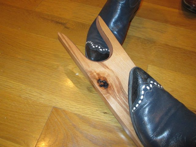 Handcrafted Wooden Boot Jack Boot Puller To Help Remove Boots Each Boot Jack Is Truly Unique Handmade With Pride In Ida Boot Puller Etsy Love To Shop