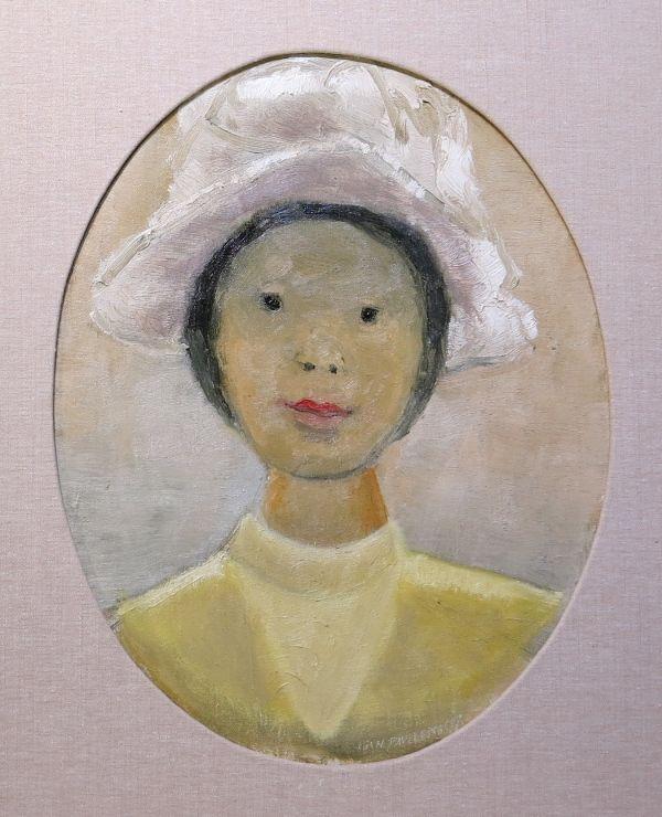 jean-paul-lemieux-portrait-jeune-fille.JPG (600×740)