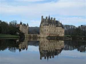 Chateau de la Bretache - Brittany