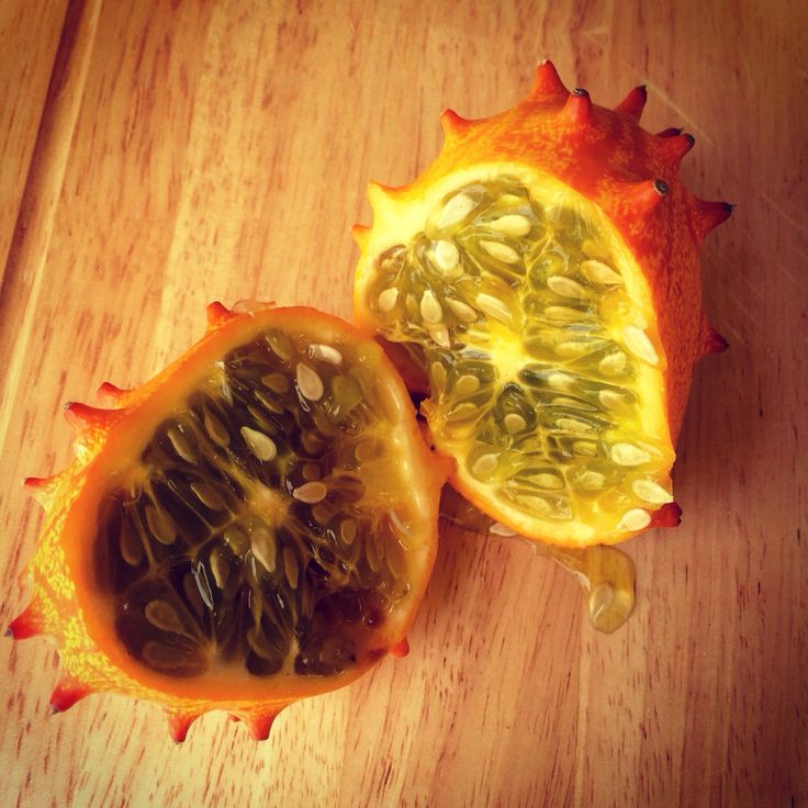 Kiwano or African melon .... #yourbartender #party #wedding #event #exotic #fruit #greece #athens