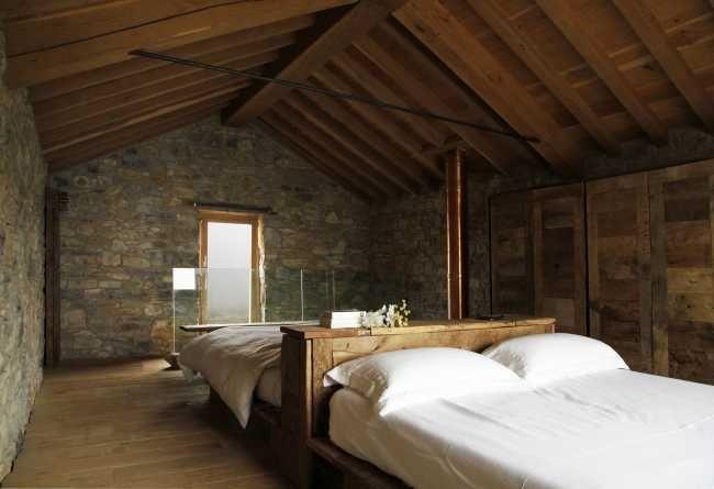 Kamenná chalupa bola kedysi hospodárskou stavbou | Rodinné domy | Stavby | Architektúra | www.asb.sk