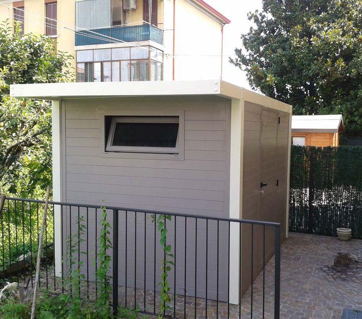 Oltre 25 fantastiche idee su casette da giardino su pinterest capanno da giardino capanni per - Casette da giardino in alluminio ...