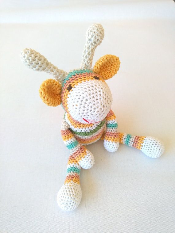 Amigurumi Toys For Babies : Crochet toy, amigurumi toy, crochet giraffe, baby toy ...