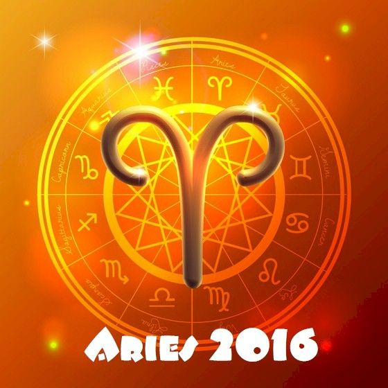 Aries 2016 Horoscope. Looks fabulous!
