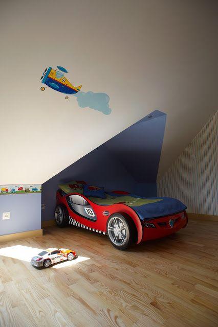 Maluj mi: Pokój dla chłopca- auta i samoloty