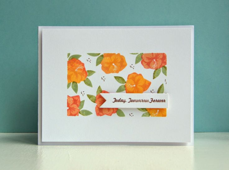 K and R Designs: Tropical HIbiscus