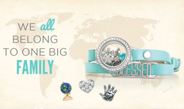 Origami Owl Fall 2016 Modern Fairytale Collection