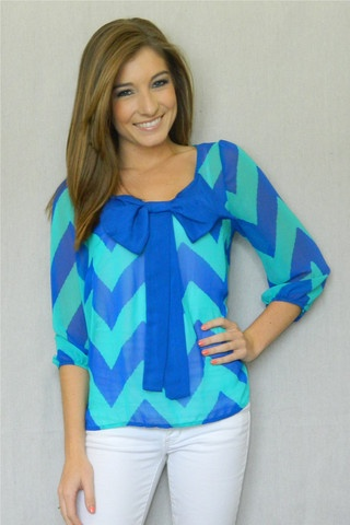 Cute As Can Be Blouse