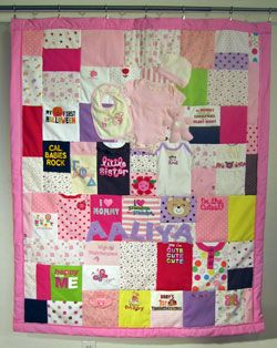 Memory Quilt: Baby Clothing Quilts, Baby Kids, Baby Quilts, Baby Clothes Quilt, Clothes Good Ideas, Clothesgood Ideas, Babies Clothes, Quilts Ideas, Baby Clothes Good