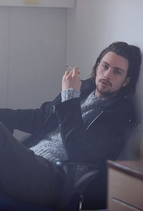 Aaron Taylor-Johnson.  Loved him in savages