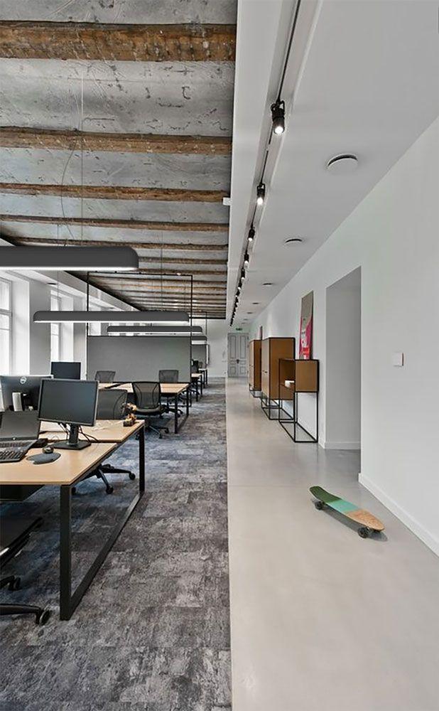 Slim Zep    #office light # office lamp #Kantoorverlichting #sigaar lamp
