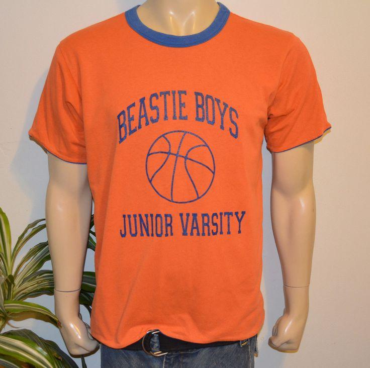 RARE 1992 Beastie Boys Vintage Rap Concert T Shirt XL 80s 90s Hip Hop Def Jam   eBay