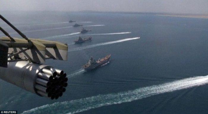 AMYNA News and Views: Σοκ από Ρωσία: Δοκίμασε όλα τα οπλικά της συστήματ...