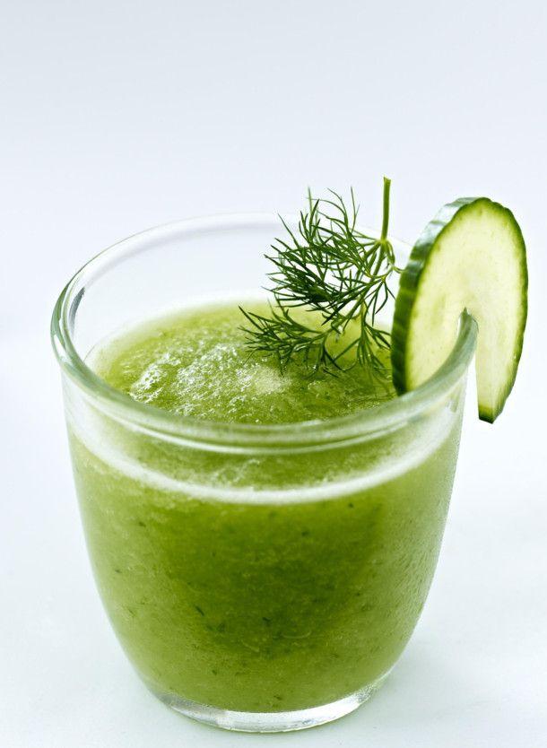 Unser beliebtes Rezept für Gemüsesaft mit Salatgurke, Rettich und Dill und mehr als 55.000 weitere kostenlose Rezepte auf LECKER.de.