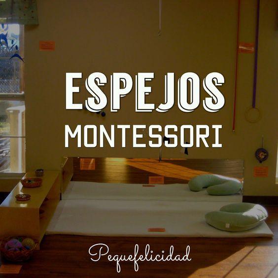 M s de 25 ideas incre bles sobre reglas de jard n de for Espejo montessori