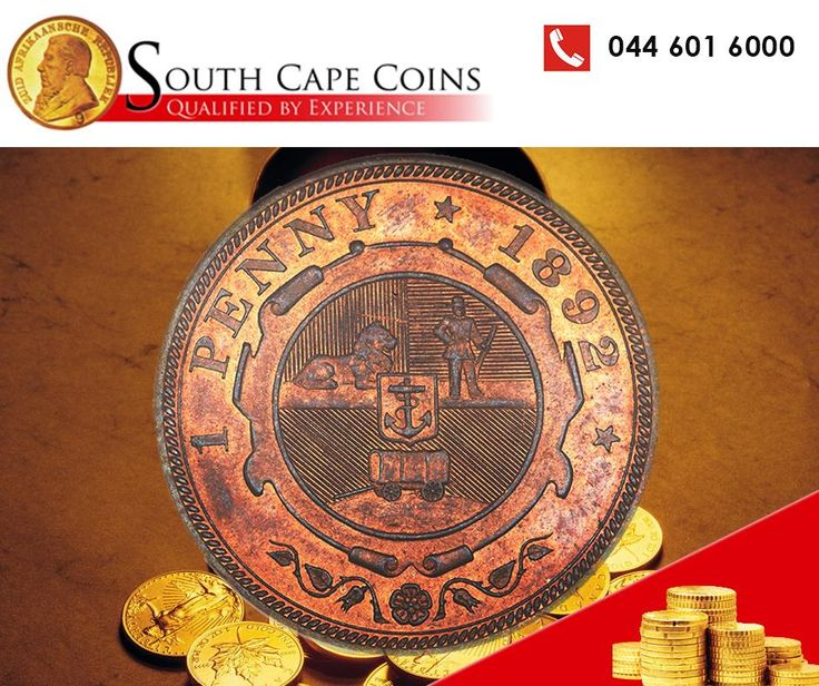 These are the oldest and most rare coins in South Africa. They were minted in 1892 by the order of President Kruger. #TBT #SouthCapeCoins #coins