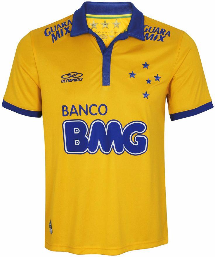 05b61423676 cruzeiro esporte clube soccer club jersey grå