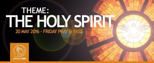 Pray & Fast Friday 20 MAY 2016 copy