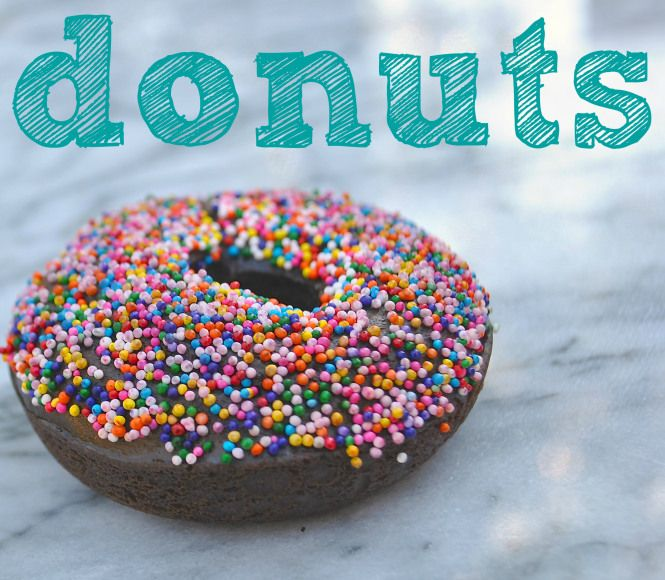 It: Homemade Chocolate Glazed Donuts | Yummy | Pinterest | Homemade ...