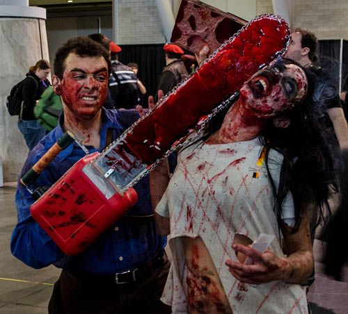 Pax East 2013 Cosplay ...