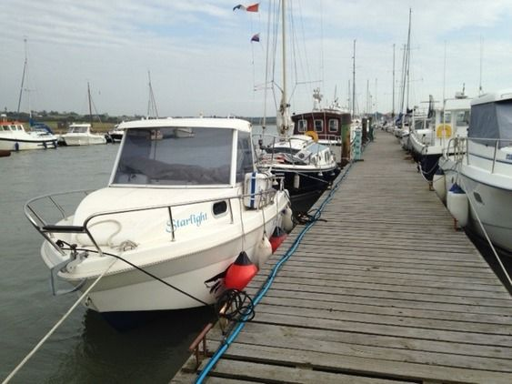 Italian - Cabin Fisher 540 Motor Boats for Sale in Essex, Eastern. Search and browse boat ads for sale on boatsandoutboards.co.uk
