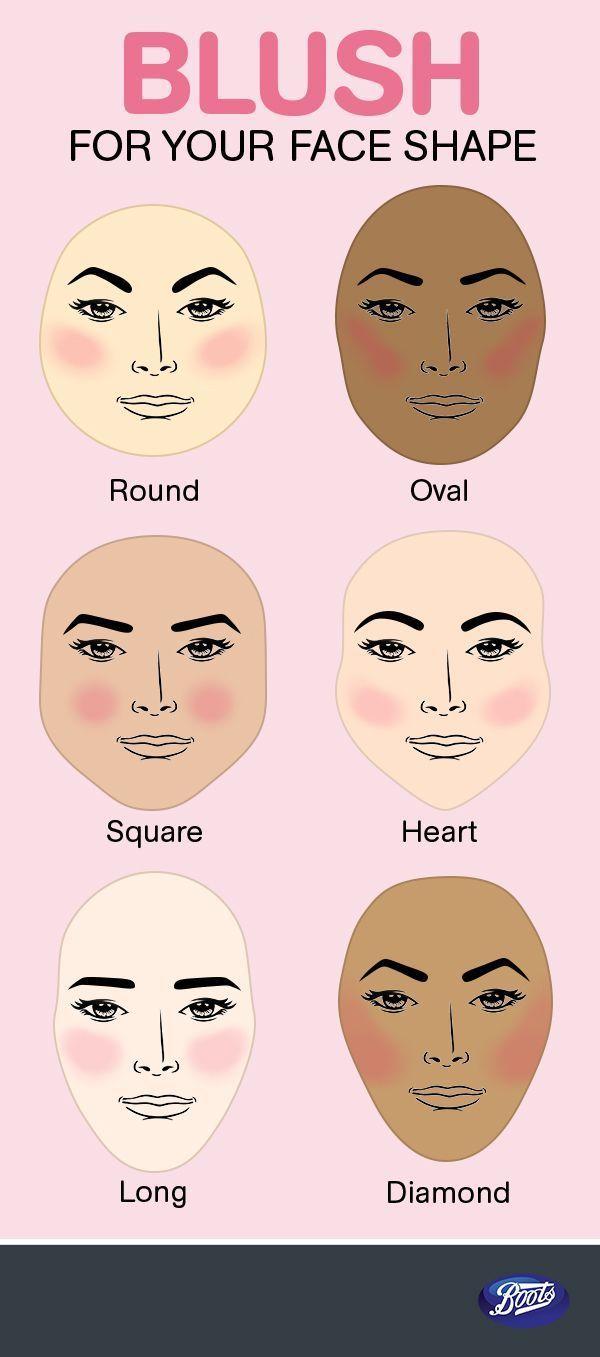 diamond face blush - Hledat Googlem                                                                                                                                                                                 More