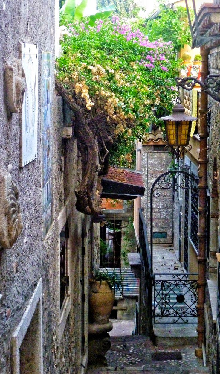 Taormina, province of Messina , Sicily