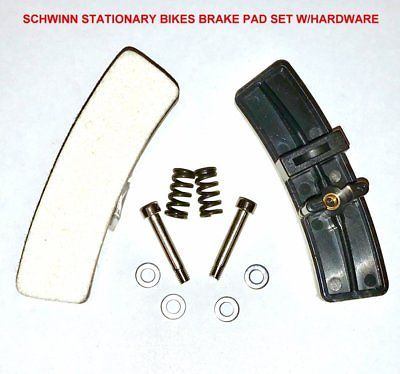 Pair of Schwinn Indoor Cycle Brake Replacement hardware for Schwinn Indoor Bikes7  EAN - 4660029717530, Weight - 15 Hundredths Pounds, ProductGroup - Sports, UPC - Not Applicable, ISBN - Not Applicable